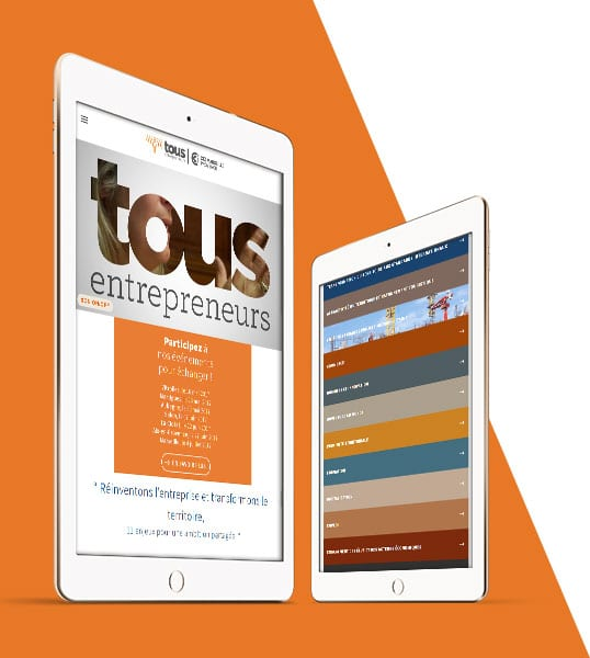 CCI Marseille // Tous entrepreneurs, client de Quai 13